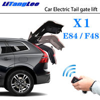 LiTangLee Car Electric Tail Gate Lift Trunk Rear Door Assist System for BMW X1 E84 F48 2009~2019 Original Car key Remote Control