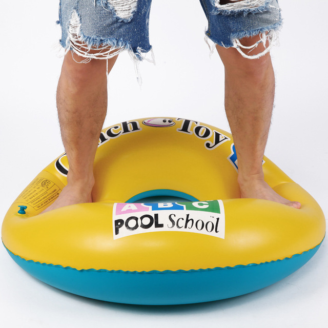 3f0d985d2ee Swim ring Swimming lap Inflatable buoy more adult men and women More children  sit underarm circle adult swimming laps buoy swimm