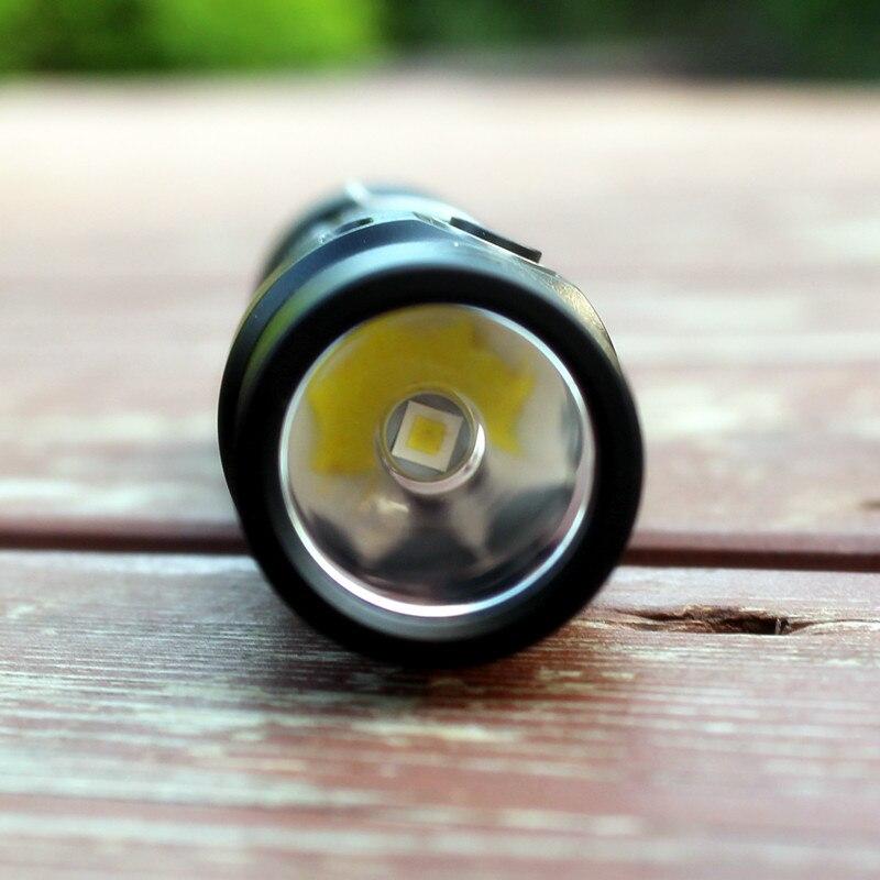 Image 4 - Sofirn sp31 v2.0 poderosa tactical lanterna led 18650 cree xpl hi  1200lm tocha lâmpada de luz com interruptor duplo indicador de  alimentação atrLanternas