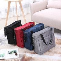 Cloth Portable 4 Colors Waterproof 1 PC Folding Clothes   Storage   Bags Travel Bag Home   Storage     Tools   High Capacity