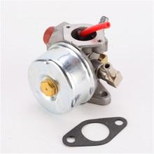 Motorcycle TC-Motor Carburetor For Tecumseh Carb 640350 640271 640303 Sears Craftsman Mowers LEV120 LV195EA LV195XA Mowers TORO  цены