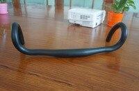 Outdoor Bike Bicycle Handlebar 31 8 420mm Highway Bent Bar Carbon Fiber Road Bike Handle Bar