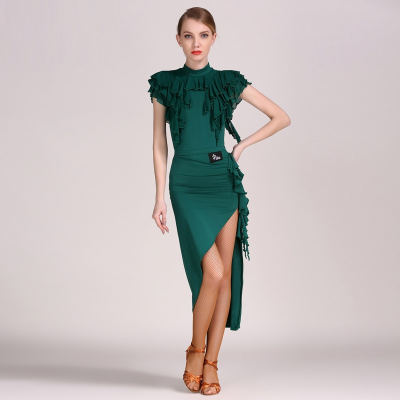 latin dance dresses for sale Dress for Latina costume for the dance costume salsa latin dress tango dance costumes bodysuit