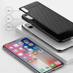Image 3 - Originele Fabriek Groothandel Top Kwaliteit Telefoon Lederen Case Voor Iphone X Xs Xr Xs Max Iphone 6 6 S 7 7 P 8 8 P.