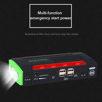 2018 New Car Jump Starter Mini Multifunction AUTO Emergency Start Charger12V Power Bank Booster Buster Starting