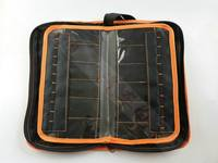 LISHI 2 in 1 Spezielle Tragen Tasche Fall Schlosser Werkzeuge Lagerung Tasche (Nur Tasche)-in Schlosserbedarf aus Werkzeug bei