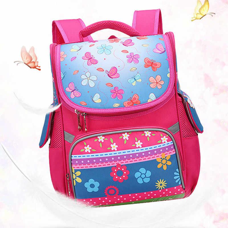 Водонепроницаемый детский школьный рюкзак для мальчиков и девочек, детский ортопедический Школьный рюкзак, школьные сумки mochilas, детские школьные сумки