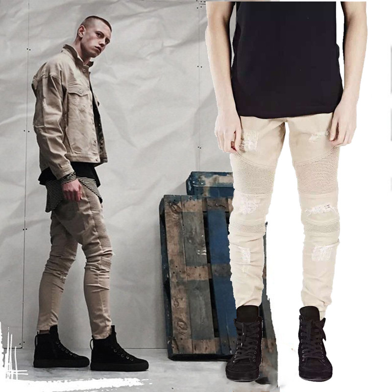 Online Get Cheap Mens Designer Distressed Jeans -Aliexpress.com ...