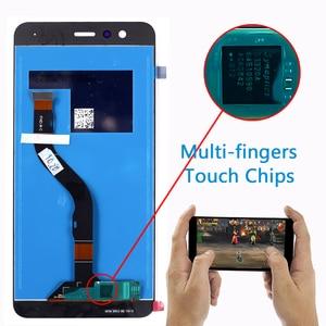 Image 2 - Huawei P10 לייט LCD תצוגת מסך מגע Dizigiter הרכבה מסגרת 5.2 אינץ LCD Huawei P10 Lite תיקון חלק