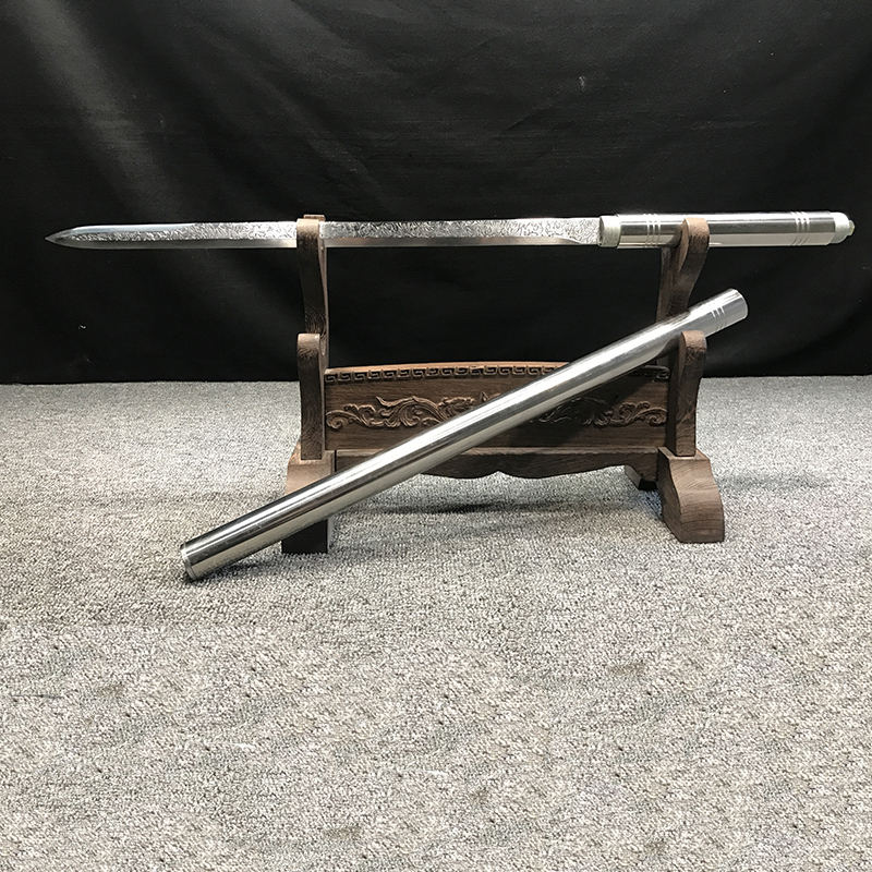 Stainless Steel Two Sectional Movie Sword 2