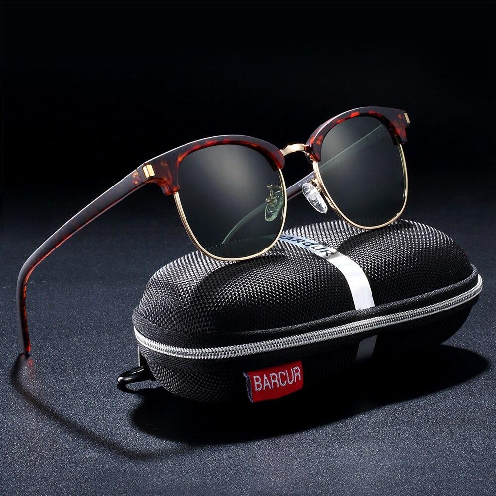548dc1bd68 BARCUR mujeres gafas de sol hombre gafas de sol polarizadas tonos mujer  Oculos luneta de soleil
