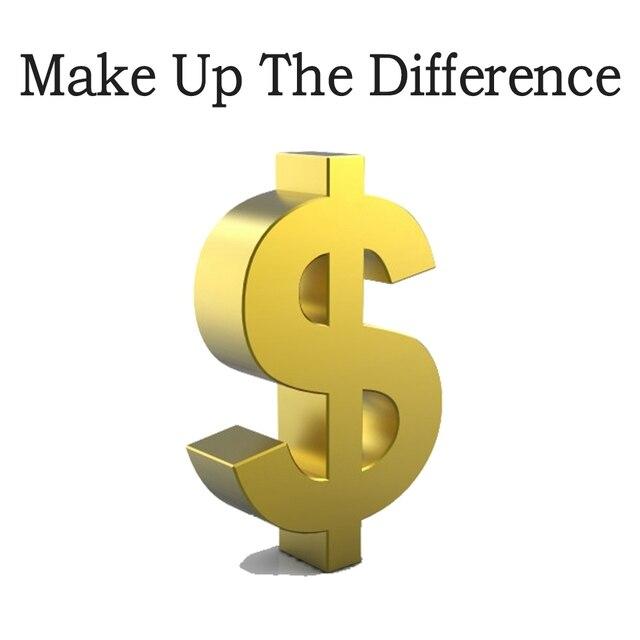Howell USD se utiliza para pagar la diferencia de precio.