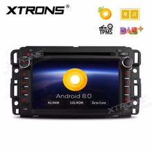 Android 8.0 Oreo OS 7″ Car DVD Multimedia GPS Radio for Hummer H2 2008-2009 with 4GB RAM 32GB ROM & 4G/3G/WIFI Internet Support