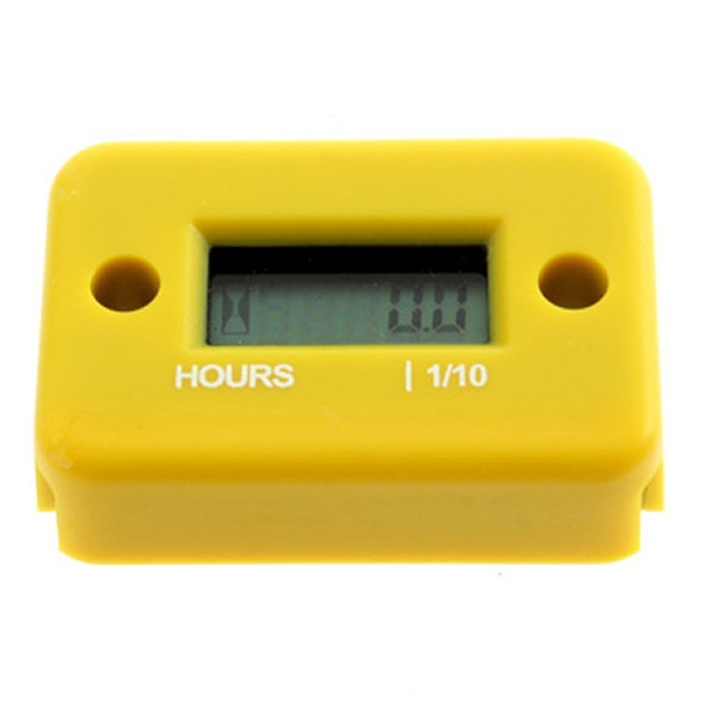 EDFY Hour Meter For Boat Yama Ski Dirt bicycle Motorcycle Snowmobile Stroke Small Gas