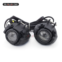 Front Head Light Driving Aux Lights Fog Lamp Assembly For BMW R1200GS LC/ADV F800 F750 F650 R1150 GS Motorcycle Accessories