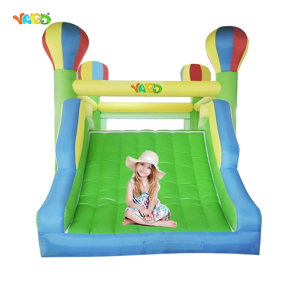 YARD Home Use Big Bounce House Bouncer Inflatable Slide Outdoor Playing Toys Jumping Castle for Party Sent Free Hand Spinner giant super dual slide combo bounce house bouncy castle nylon inflatable castle jumper bouncer for home used