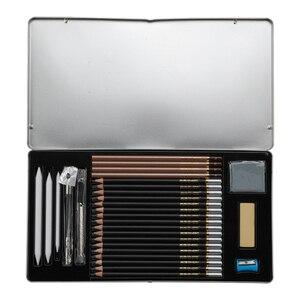 Image 4 - 鉛筆柔らかい安全な非毒性標準鉛筆hb 2b 4b絵画プロフェッショナルオフィス学校描画スケッチ最高品質