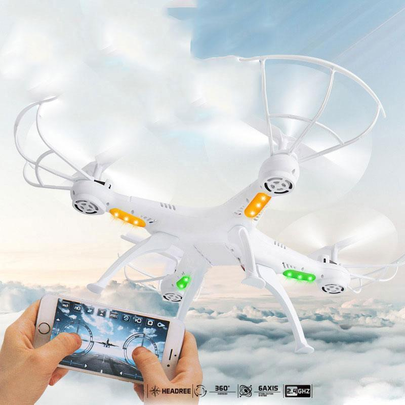 2017 X5SW X5SW-1 MIni Drone RC Quadrocopter 6-Axis RC Helicopter Aircraft RC Quadcopter RTF Dron wltoys q222 quadrocopter 2 4g 4ch 6 axis 3d headless mode aircraft drone radio control helicopter rc dron vs x5sw