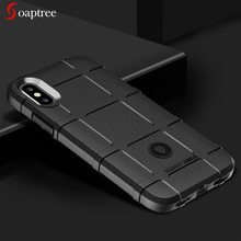 Soaptree Rugged Silicone Cases For Apple iPhone 7 6