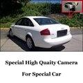 Câmera do carro Para Audi A6 S6 RS6 C5 MK5 1997 ~ 2004 Alta Qualidade Rear View Camera Back Up Para Amigos Usam | CCD + RCA