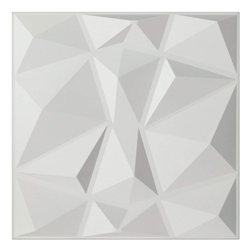 Geometric Wall Brick Silicone Mold Cement Concrete Gypsum Background Wall Brick Home Decoration Mould