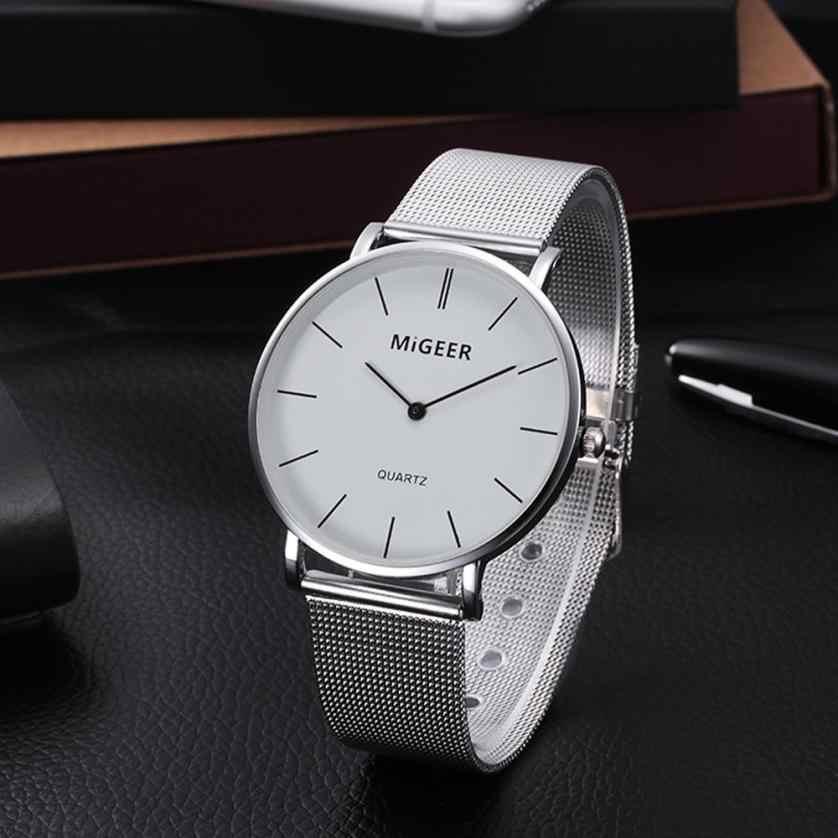 D ropshippingแฟชั่นเงินตาข่ายควอตซ์คริสตัลนาฬิกาผู้หญิงสแตนเลสชุดนาฬิกาRelógio Femininoนาฬิกาคนรักของขวัญ# D