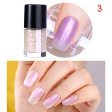 9ml Nail Polish Holographic Metallic Polish Shiny Sequins Manicure Nail Art Lacquer Varnish JIU55