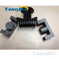 Tangda EC53 Core EC Bobbin Magnetic Core Skeleton 9 9 Pin Brother Sewing Machine Transformers Inductors