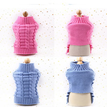 Large Pet Dog elastic Sweater Hot Fashion Comfortable Cute Clothes For Dogs In Winter Big Dog Clothes Small Winter Sweater