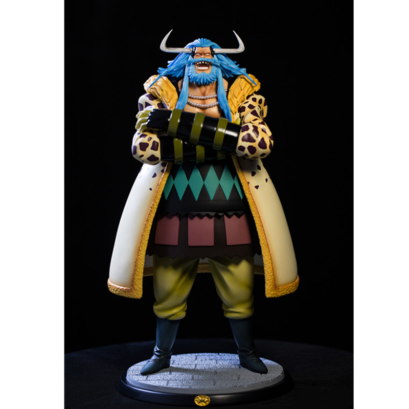 Presale ONE PIECE Abaro Pisaro Blackbeard Pirates GK Statue PVC Action Figure Collection Model Toy (Delivery Period:60 Day) M507Presale ONE PIECE Abaro Pisaro Blackbeard Pirates GK Statue PVC Action Figure Collection Model Toy (Delivery Period:60 Day) M507