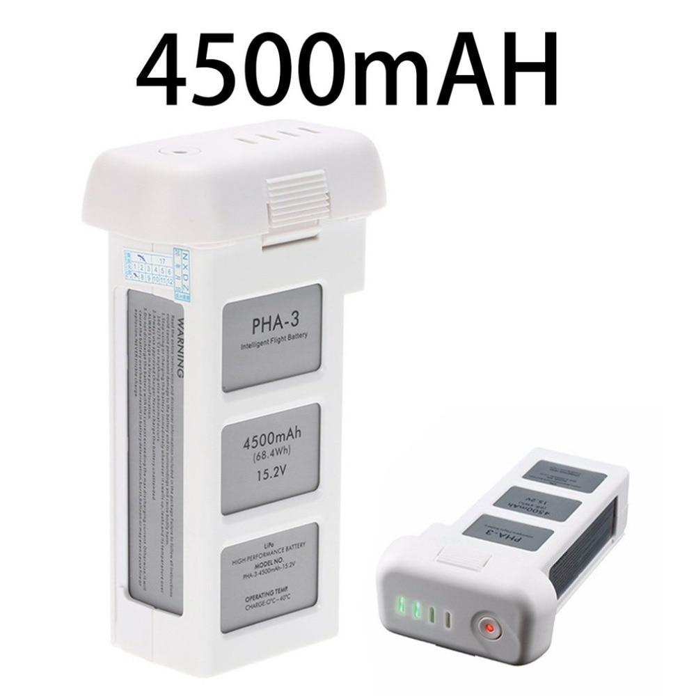 15 2V 4500mAh Standard Intelligent LiPo Battery High Capacity font b Drone b font Battery For