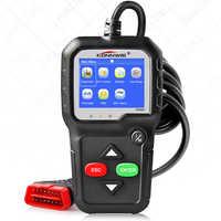 KW680 Car Diagnostic Scanner Code Reader OBD2 Full OBD2 Function OBD2 Auto Scanner Multi-language OBD2
