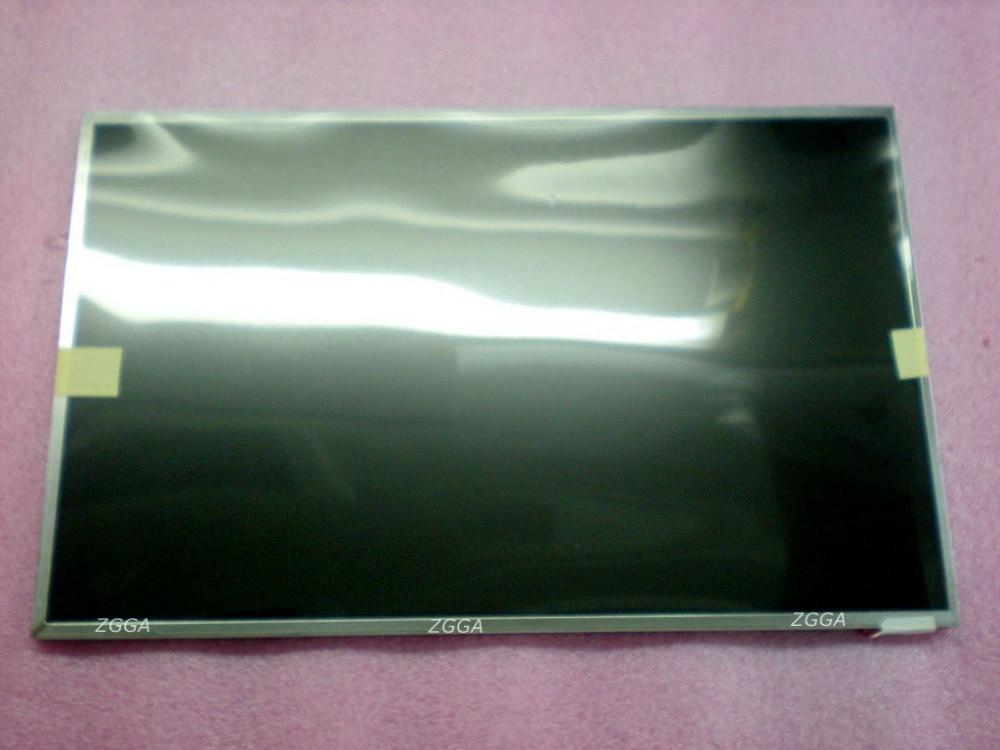 15.4 WXGA Lcd Laptop Screen 42T0486 42T0485 For ThinkPad T500 W500 Full Complete Assembles LED Panels LTN154X3-L02 Clean Stock