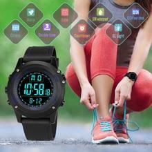 Unisex LED Watch Digital Display Date Sports Males Quartz Outdoor Electronics Men Retro Clock Wristwatch Relogio Masculino