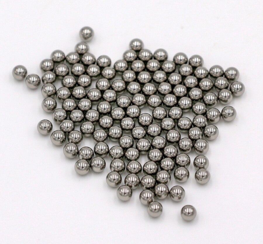 4mm 1000PCS AISI 316 G100 Stainless Steel Ball Bearing Ball