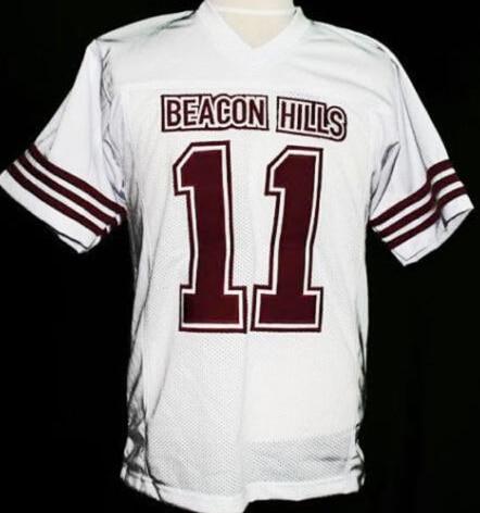 6b1774d789e7 11 SCOTT McCALL BEACON HILLS Lacrosse JERSEY Teen Wolf TV Series New ...