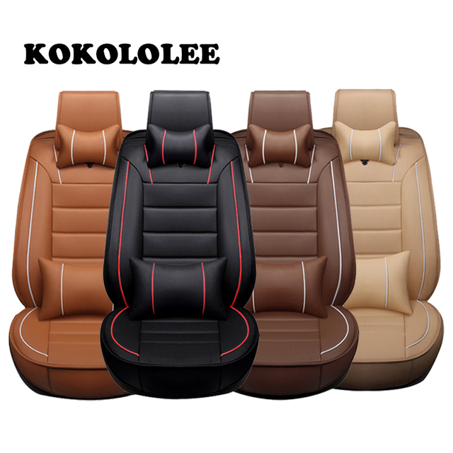 Automobiles Seat Covers slap-up Car Seat Cover Universal Fit Interior Accessories Seat Decoration Protector Cover Car-Styling