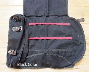 Image 2 - Free Shipping Bar Tool Bag Mixology Bag Professional Bartender Bag Empty Bag