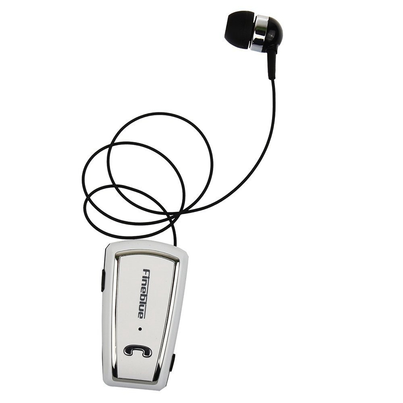 bilder für Fineblue f-v3 mini retractable stereo bluetooth headset drahtlose kopfhörer für ios android bluetooth 4,0 freies schiff heißer
