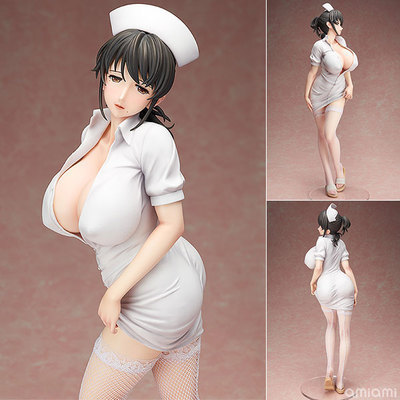 Anime Nurse Death Penalty Hospital FREEing Akawa Asami 42cm 1/4 Model PVC Collectible Sexy Action Figure Mami Akabane Adult Doll