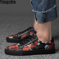 Новая дышащая Для мужчин повседневная обувь камуфляж мужские кроссовки 9908 модные кроссовки для Для мужчин Туфли без каблуков Повседневное