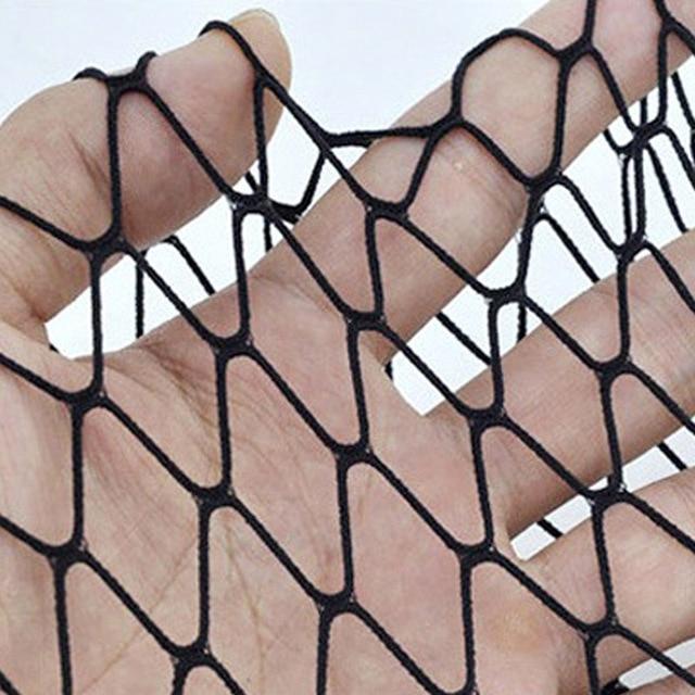 large mesh black