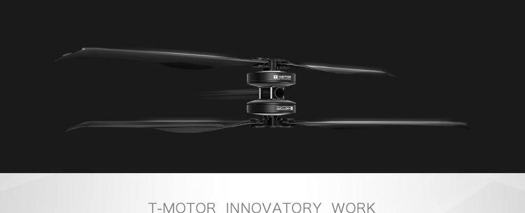 T-motor FA31.2×10.2-2PCS/PAIR Tiger motor Carben Fiber Folding Prop For Copters UAV RC Drones Multicopter