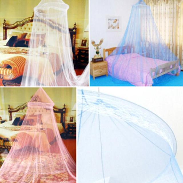 Hot 1pc Elegant Round Lace Insect Bed Canopy Netting Curtain Dome Mosquito Net Worldwide & Hot 1pc Elegant Round Lace Insect Bed Canopy Netting Curtain Dome ...