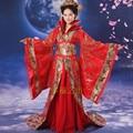 Chino antiguo hanfu traje de las mujeres de las mujeres vestidos de china dress cosplay ropa tradicional de las mujeres hanfu antiguo traje chino