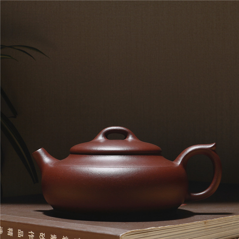 230 ml fábrica directa China Kung Fu Zisha tetera de arcilla púrpura genuino Yixing Paquete de caja de regalo envío gratis