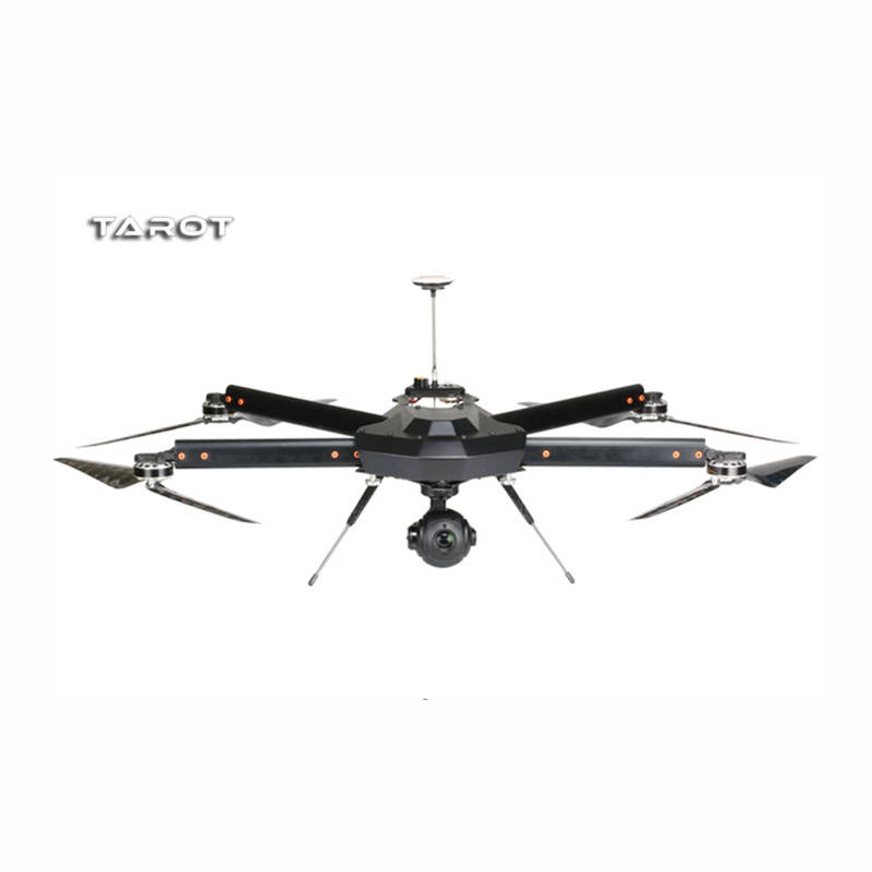 Tarot-RC Peeper I long-time drone come with gimbal / combo set TL750S2