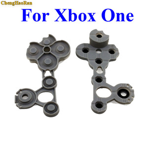 Image 4 - 30pcs   100pcs Controller Conductive Rubber Contact Button D Pad Pads for Xbox One xboxone Replacement