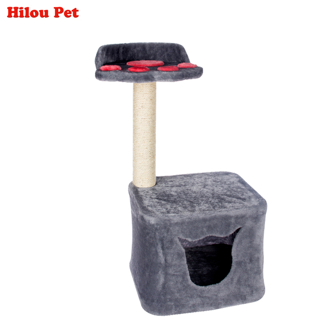 New Brand Cat Furniture for Scratching Pet Tree Animal Products Cat Toy