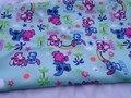 100*145 cm patchwork tecido para Tecido de poliéster projeto dos desenhos animados Lilo & Stitch Crianças casa Cama têxtil para Costura Tilda